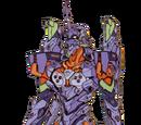 Super Unidade Evangelion 01