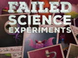 Failed Science Experiments