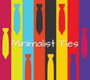 Minimalist Ties
