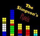 Pixel Simpsons