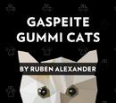 Gaspeite Gummi Cats