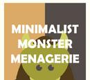 Minimalist Monster Menagerie