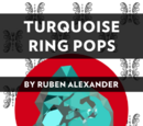 Turquoise Ring Pops
