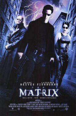 Постер Матрицы