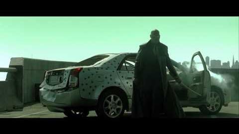 The Matrix Reloaded (best scene) 720p HD