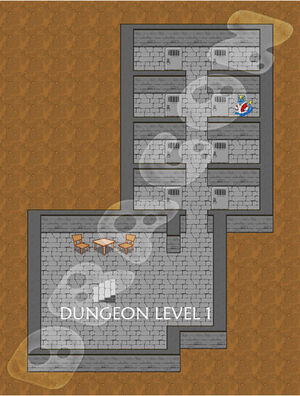 18 Ramtor's tower B2 map