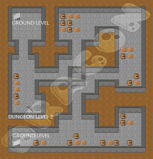 18 Ramtor's tower B1 map