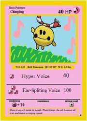 Chingling Card