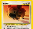 Bidoof (Neo Redux 399)