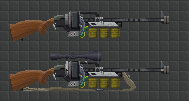 GaussRifles Bare Fully Modified