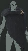 Dogman Fur Coat (on)