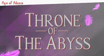 Throne of the Abyss