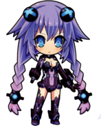 Purple Heart Gamipic V