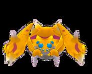 Demon SpiderFront