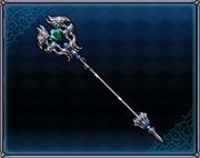 Holy Staff Asclepius 4GO