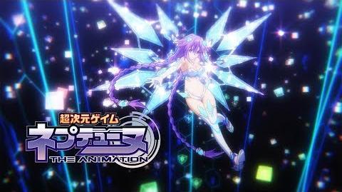 OVA「超次元ゲイム ネプテューヌ ~ねぷのなつやすみ~」PV<晴天霹靂ver
