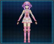 Paladin Uniform (Pink) 4GO