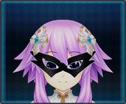 Phantom Thief Mask (Black) 4GO