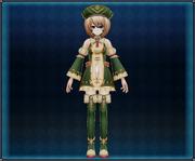 Bishop's Vestments (Green) 4GO