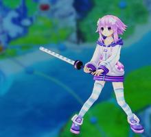 Knee Socks Sword VII