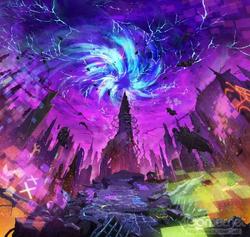 Zero Dimension Z Promo Art