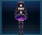 Bird Dance Dress (Black) 4GO