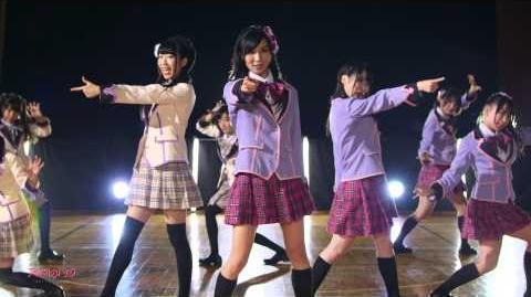 アイドルカレッジ「ビーマイ☆ゾンビ」MusicVideo(スペシャルヴァージョン)