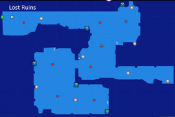 Lost Ruins Map Re;Birth2