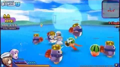 PS Vita「超次元アクション ネプテューヌU」プレイムービー「ブラン編」