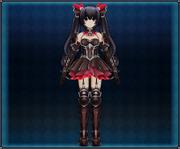 Black Knight Uniform (Black) 4GO