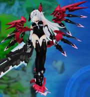 Fire Dragon (Noire) VII