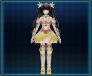 Bird Dance Dress (Yellow) 4GO