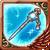 Cyberdimension Neptunia 4 Goddesses Online - Moonstone Hairpin