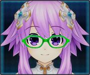 Glasses (Green Rim) 4GO