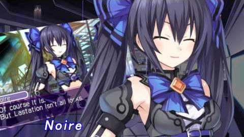Hyperdimension Neptunia™ Producing Perfection Noire Trailer