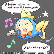 NepVII-Umio Twitter Icon 4