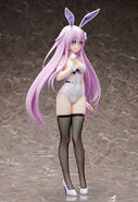 Purple Sister Bunny Figure (FREEing) 4