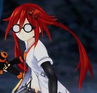 Thick Glasses (Uzume) VII