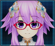 Glasses (Red Rim) 4GO
