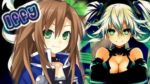 Hyperdevotion Noire Goddess Black Heart (VITA) Hyperdimension Neptunia IF DLC English
