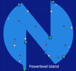 Powerlevel Island Map Re;Birth2