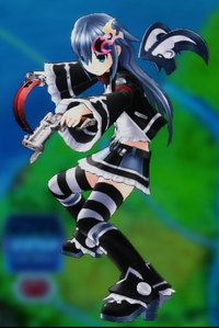 Nitroplus Weapon, Accessory, Costume VII
