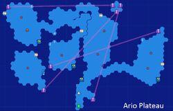 Ario Plateau Map Re;Birth3