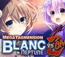 MegaTagmension Blanc + Neptune VS Zombies/Trophies