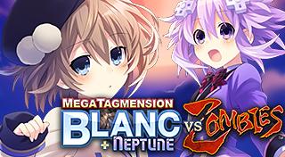 MegaTagmension Blanc Neptune VS Zombies - Trophy - Icon
