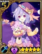 NNC-Plutia Halloween card 2