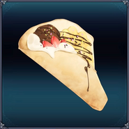 Cyberdimension Icon Chocolate Crepe