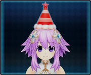 Party Hat (Horizontal Stripes) 4GO