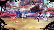 SNRPG-HDD Battle Screenshot