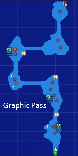 Graphic Pass Map Re;Birth3